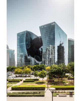 5dsr archidaily archilovers architecturephotographer architecturephotography businesslife Dubai DubaiOffices Iconic lensculture OfficesinDubai omniyat opusdubai theopus TheOpus theopusbyzahahadid UEA Zahahadid