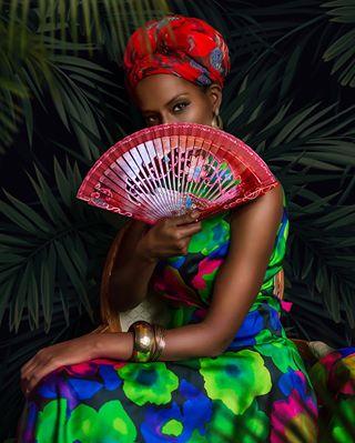 portraitoftheday portraitfestival africanqueen colorexplosion woman portraitvision mamaafrica frida portraitpower portrait nubianprincess photography picture african female blackbeauty asosportraits fridakahlostyle colours photoshop endlessfaces digitalart