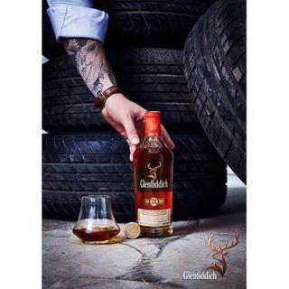 whiskeymistress glenfiddich21 21yo