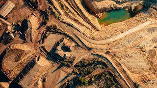 djimavic djiphantom4 photography dronegram landscapephotography landscape mina nature aerial dji droneglobe drones drone natgeotravelpic natgeo texture aerialsilks colors color contrast minerals