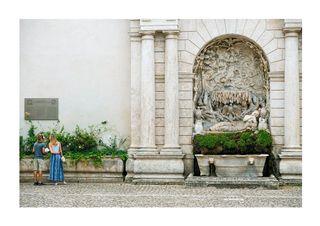 fujixh1photography fujixseries streetphotography travelphotography fountain baroque classicism tivoli