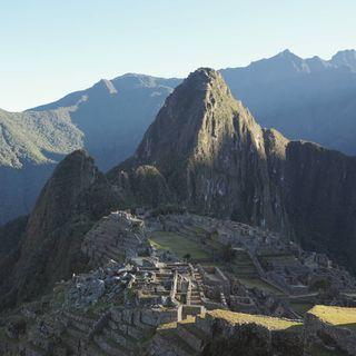 travelphotography wanderlust wonderfulplaces sunrise salkantaytrek machupicchu peru travel southamerica memories throwbackthursday