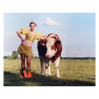füreindeutschlandindemwirgutundgerneleben archiv rollfilmrules modefotografie landleben fashionphotography meinschleswigholstein yolo meinnorden gummistiefel braunbunte analogphotography plattesland 60mmfilmphotography ichkommvomland kuh