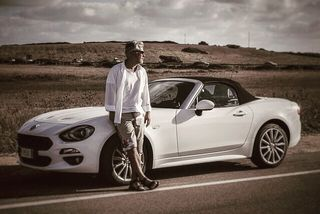 fiat124 fiat124spider sardegna stintino2017 vacationtime