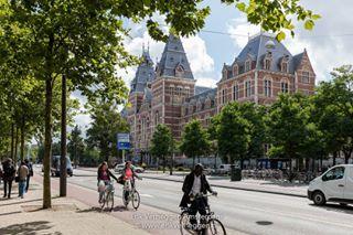 rijksmuseum rijksmuseumamsterdam fiets fietsen amsterdam bicycles highresolution