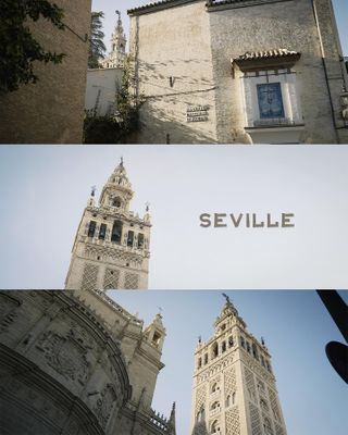 afternoon building color colorgrading fotograma frame people photographer premiere sevilla seville sky sony