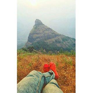 sunset peace mountaintop