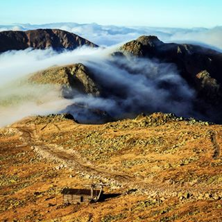 amazing autumn clouds morning mountains mountainscape topofworld views