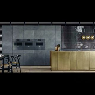 industrial decor love furniture kitchen lifestyle design homedecor gold concrete black interiordesign interiors designer photography