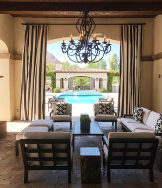 accessories westcoast interiordesign pool paradisevalley designer luxury outdoor living furniture west design phoenix view arizona scottsdale realestate
