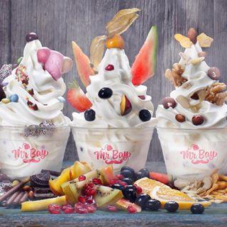 frozenyogurt retouch ice photoshop foodphotography