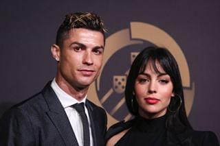 cristiano soccer lisboa georgina portugal realmadrid photooftheday awards cristianoronaldo
