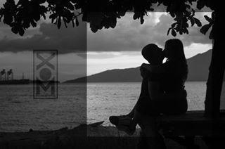 subic romance heart sillouette blackandwhite beach love nikonphoto subicbay romantic nikon📷 bnw nikonph nikonphotography couple nikon