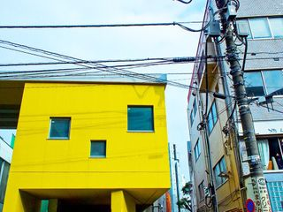 tokyo japan love Iamjapanese missingjapan bold bright architecture architecturelovers archive