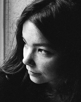 livinginny 20yearsold beauty artist fan clubs music portrait youth iceland freckles photographer trix thankyou memory film bjork blackandwhite young friends portraitphoyography beginnings luck kodak timepassing photography papermagazine filmphotography