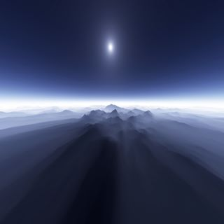 southamerica sky mountains mist layers haze fog flying fly blue andes air