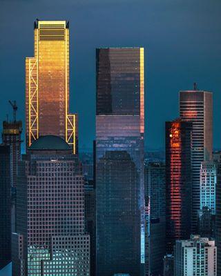 nyc cityscape newyork manhattan architecture usa
