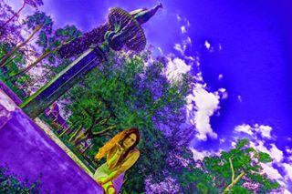 artofvisuals kisses gramslayers justgoshoot wishes blowkisses winterpark agameoftones portraitsinthepark lauraslens2 optoutside parkave fountain park orlandophotographer waterfountain