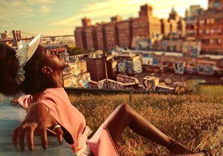rooftop photography newyorkbutberlin magazine styling aboutlastsummer model fashionphotography photographerlife