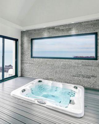 dalvikphotography scandinaviandesign scandinavia ocean interior wellbeing spa design