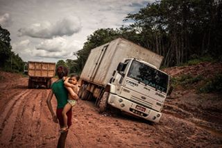 climatechange amazonas amazonia brazil deforestation sosamazonia br319 brasilien dasmagazin tagimagi highwaytohell