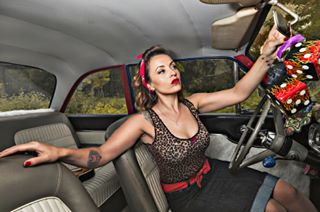 rockabillygirls photoart photoproduction editorialphoto band oldschool rumble59 redhotandblue pictureoftheday victoryrolls photoshootin shotzdelight rocknroll idols vintage rockabilly singer topmodels modelshoot thesilverettes photoproject shotoftheday photoseries rocknrolllove editorialshoot creativeminds photoshootideas modelsofinstagram