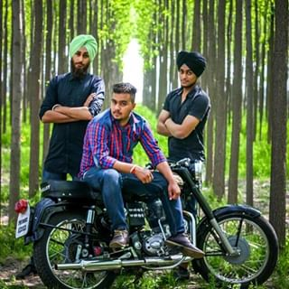 royal royalenfield bike best royalrider sardar boys sardari cool bullet singh turban
