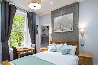 bedroom edinburgh interiorphotography airbnbinteriors airbnb hdr interior scotland