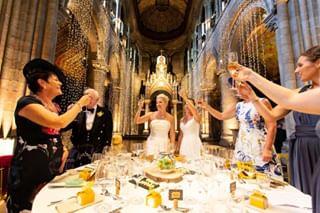 love documentary reportage toast couple gaymarriage lovestory weddingdress twobrides marriage scotland brides pride🌈 pride wedding weddingphotography