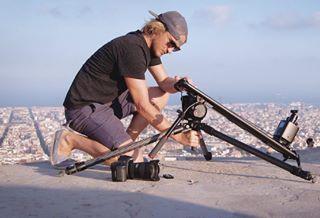 timelapse filmmaking bts directorofphotography barcelona dop