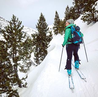 skitouring skirando skimo pyrenees pirineos ordino barrabes andorra