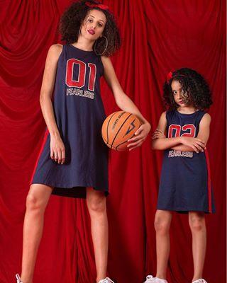 gameon momanddaughter basketball fashionphotography styling knitwear h fashion beauty photography attitude model