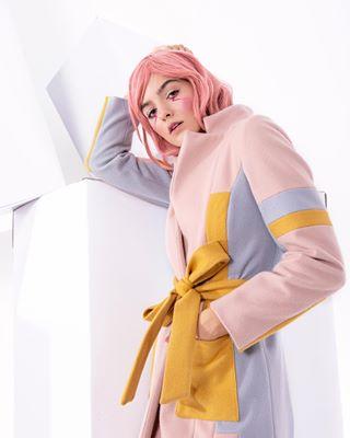 coatcollection editorial fashion fashiondetails inspiration madeinromania model pastels photo photography photogrraphy