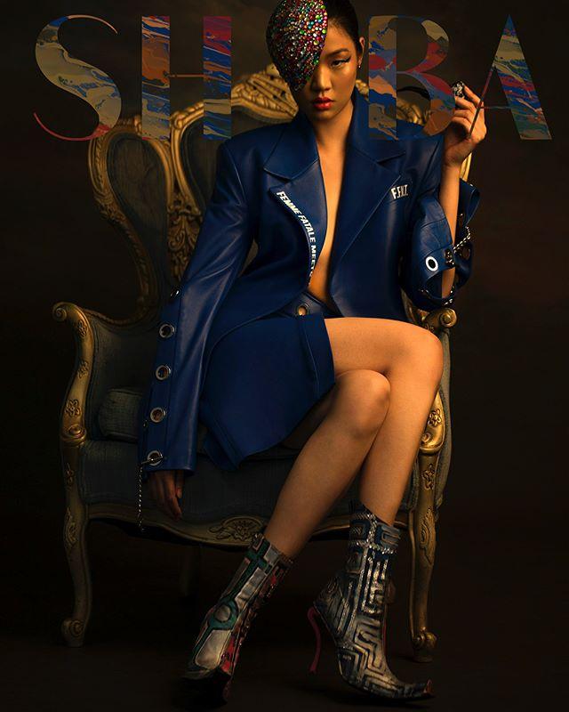 magazinecover nycfashionphotographer cover fashionphotography nyc bazaaricons