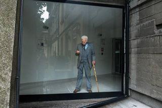 krakow bunkiersztuki oldman everybodystreet poland streetphotography death