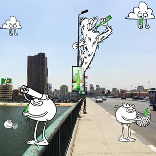 illustration characters tb summerinthecity photography panorama