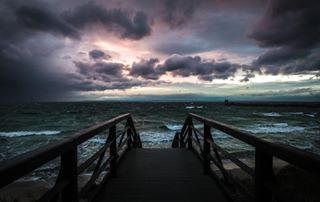 dreamy ocean sunset winter wood nature_greece volos_photographers canongreece athensvoice ig_greece poland team_greece_members canon5dmarkiv 5dmarkiv team_greece beautiful colourful lifo naturephotography bridge illgrammers melancholy coast naturelovers storm hel harmony super_greece dark