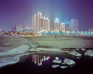 night landscape china chongqing