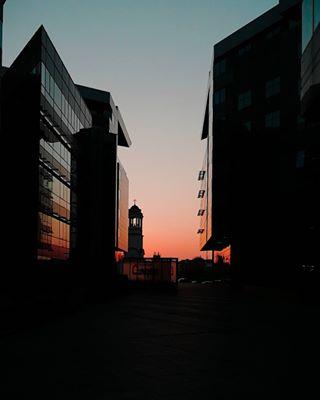 sunset ig_nbg afterwork burningsky truecolours wednesday photooftheday skyofinstagram sky vscobeograd