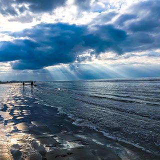 edinburgh beach iphone7plus landscapephotography clouds photography photograph sea