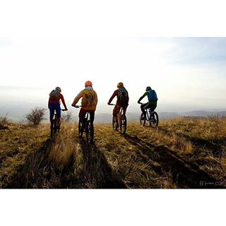 sport bikes travel adventure nature freeride mountainbiking fun team