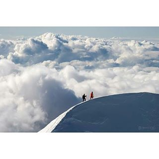 abovetheclouds activity adrenaline adventure alps challenge climbing dailydozen emotion expedition explore extreme freedom montblanc mountaineering mountains nature ridge sports summit team travel yourshot