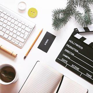 layflat director tea diary button keyboard production positive clapper concept bepositive winter notebooks pen