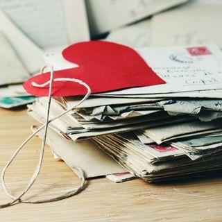 envelope nostalgia correspondence love old valentinesday vintage letters heart paper retro