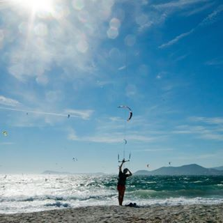 nofilters cassis sea figure kite beach throughback kitesurf