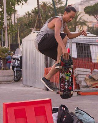 photographer portrait photography skateboard photo leap sport