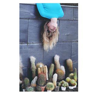 model annatea dazedandexposed cactuses curatedbygirls lovewatts lucecurated love