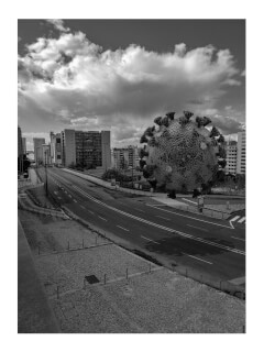 Portfolio Lisbon Covid Series photo: 1