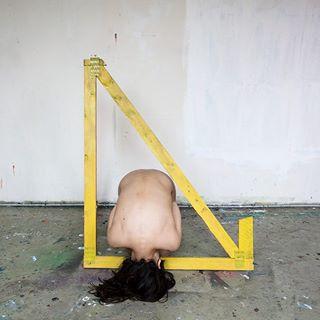 selfportraiturephotography silviagentili body fineartphotography photooftheday simresidency