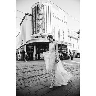 vox dress swarovski girl strasbourg elisaness street france blackandwhite cinema alsace woman photographer spiritcapture walkinthecity north wedding photography